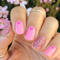 25 Valentine's Day Nail Art Ideas Working as a Wonderful ...