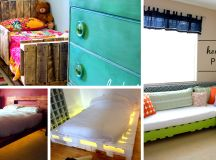 20 Best DIY Pallet Bed Projects Pretty Enough to Take Your ...