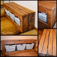 The Best 30 DIY Entryway Bench Projects  Page 2 of 3 ...