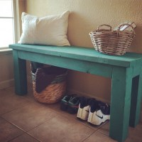 Diy Entryway Storage Bench | www.pixshark.com - Images ...