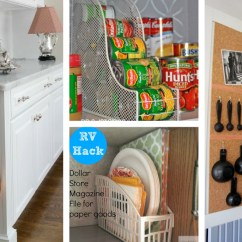 Home And Kitchen Stores Staining Cabinets Darker 36 Dollar Store Organization Hacks You Can Pull Off Like A Child S Play Cute Diy Projects