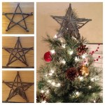 25 Ideas On Christmas Tree Toppers That Can Reinvigorate Your Festivities Cute Diy Projects