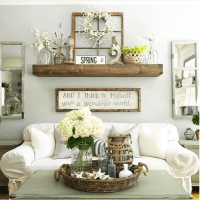 25 Must-Try Rustic Wall Decor Ideas Featuring The Most ...