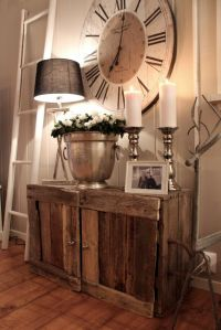 20 Gorgeous Rustic Living Room Ideas That Will Melt Your ...