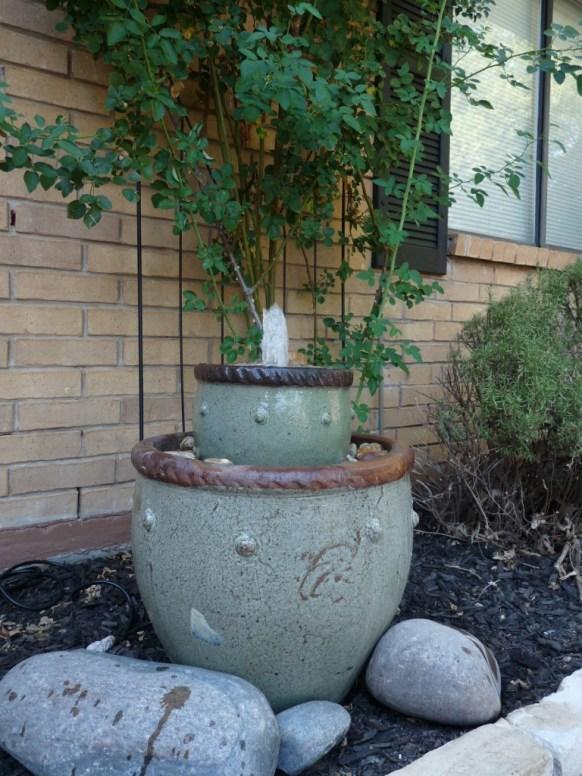 backyard water feature ideas
