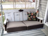 20 Effortless Porch Swing Ideas Building Utmost Beautiful ...