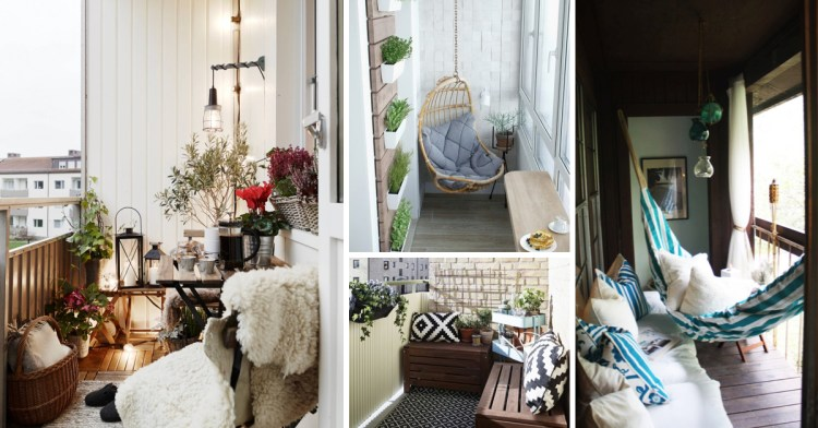 20 Awesome Small Balcony Ideas Glorifying Even The Tiniest Of Spaces