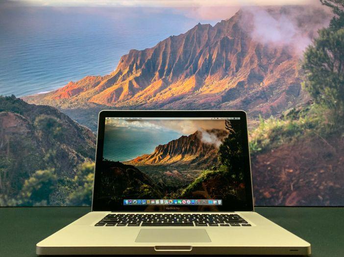 "Apple MacBook Pro 15"" 3.4GHz Quad Core i7 Laptop Turbo 16GB RAM 1TB OS2019"