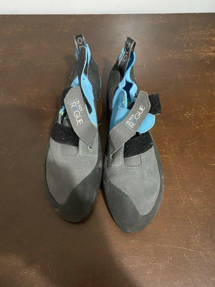Five Ten 5.10 rock climbing shoes