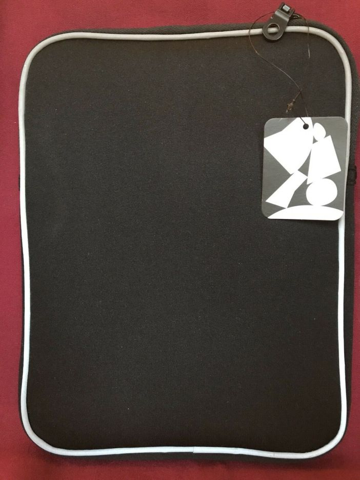 Tablet Sleeve Case 10x8 Neoprene Apple Kindle Amazon Fire Samsung Ships Fast $16