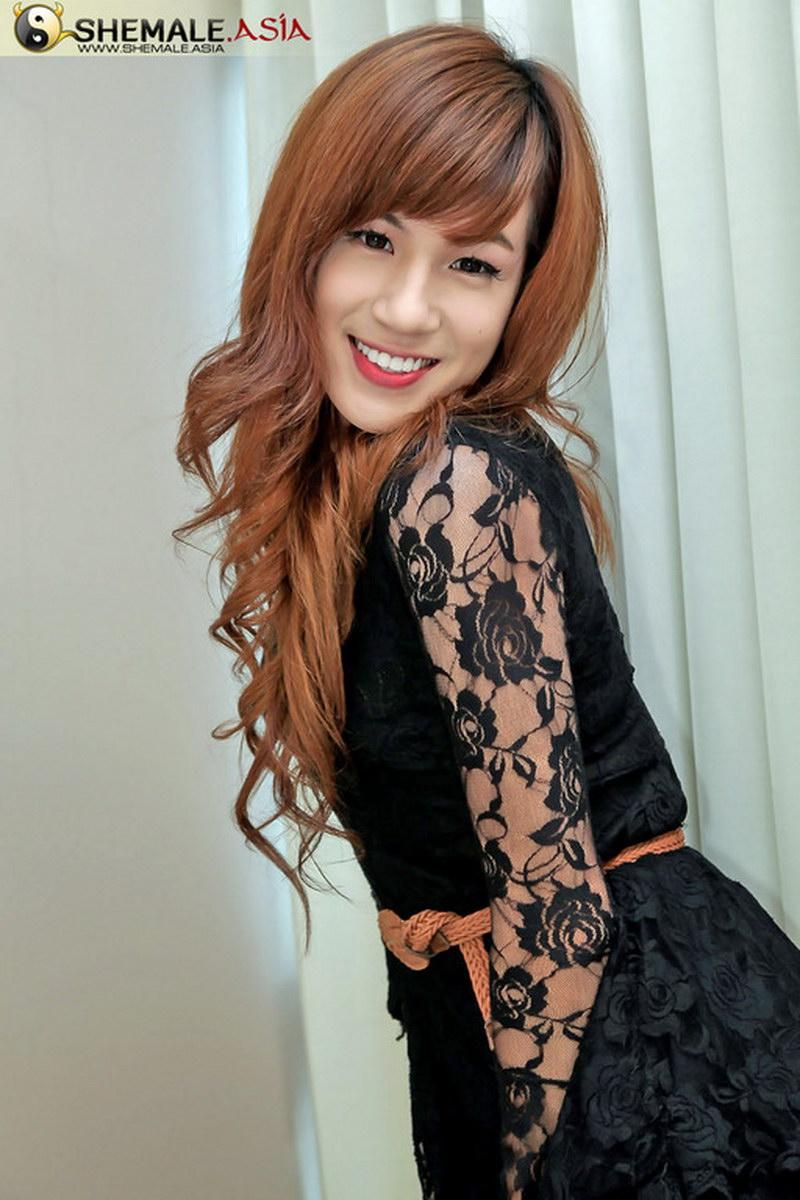 Asian Shemale Kieky 18