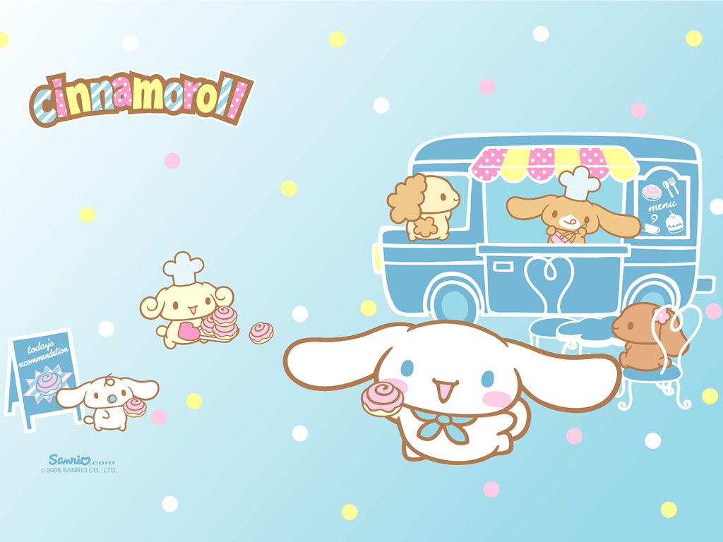 Cinnamoroll Wallpapers | Cute Kawaii Resources