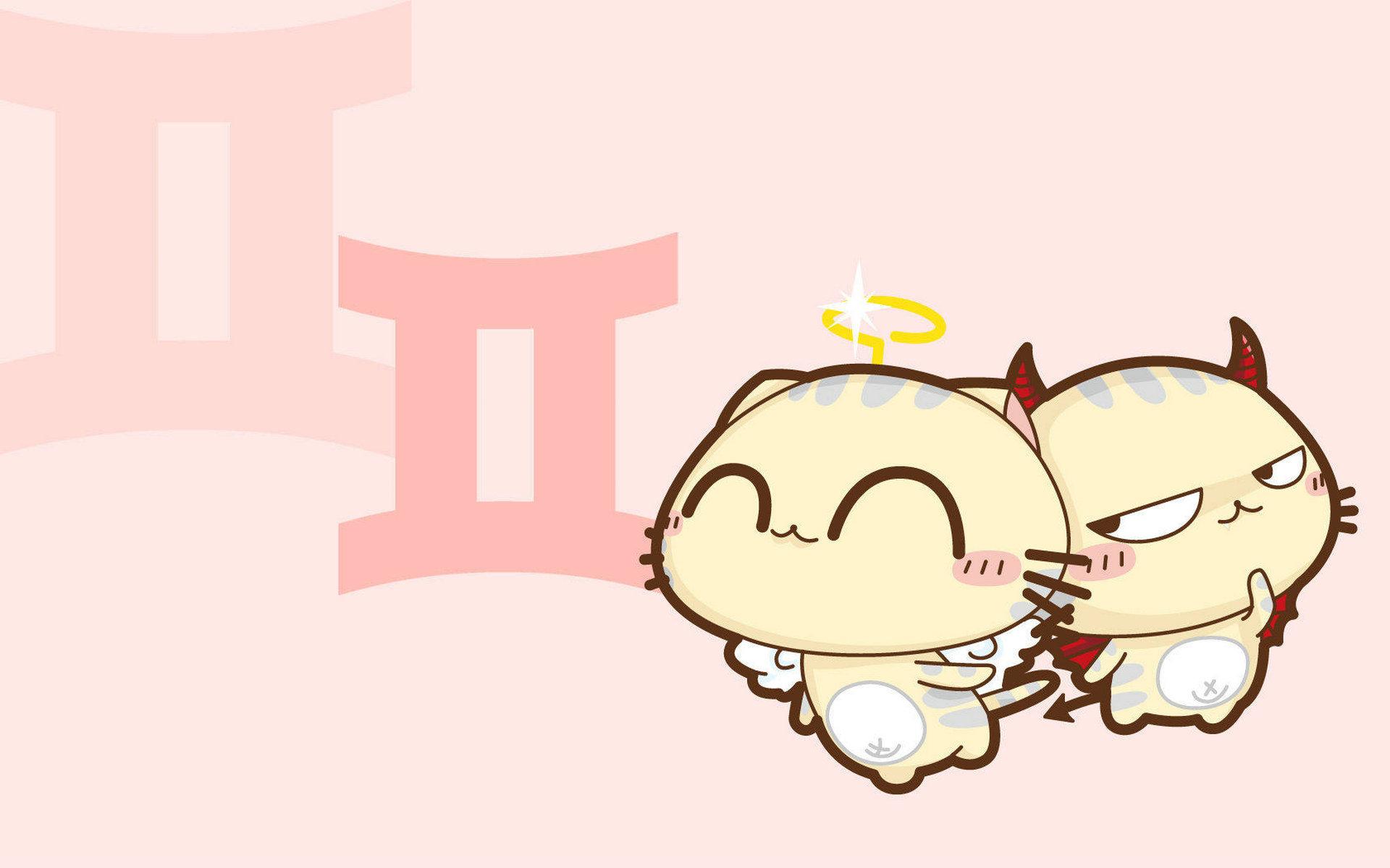 Cute Pokemon Valentines Wallpaper Zodiac Wallpapers Cute Kawaii Resources