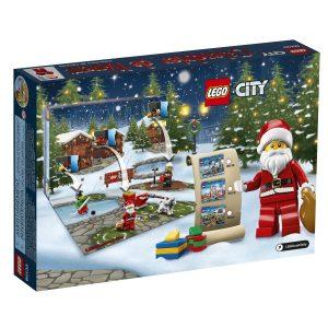 LEGO City Town 60133 Advent Calendar Building Kit (290 Piece)