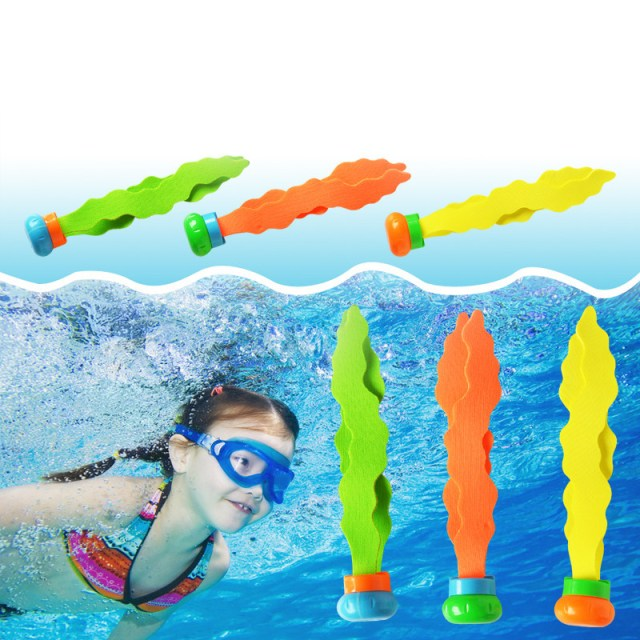 seaweed swimming toy