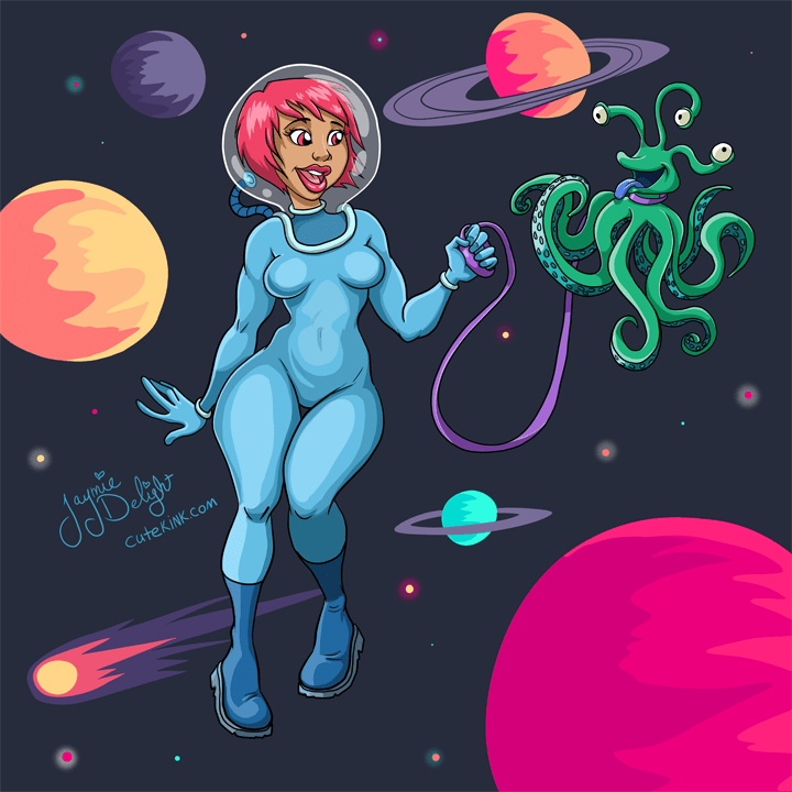 space-girl-jaymie-delight