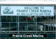 Marinas On Beaver Lake AR Prairie Creek Marina