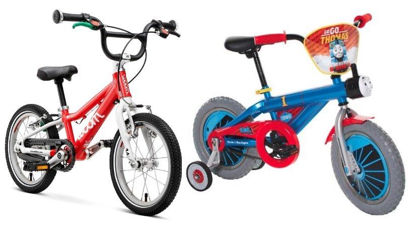14-Inch Bikes