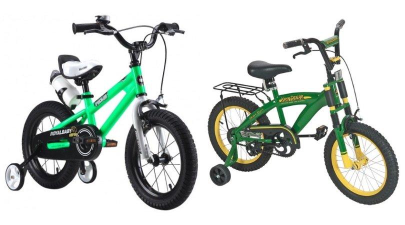 16-Inch Bikes