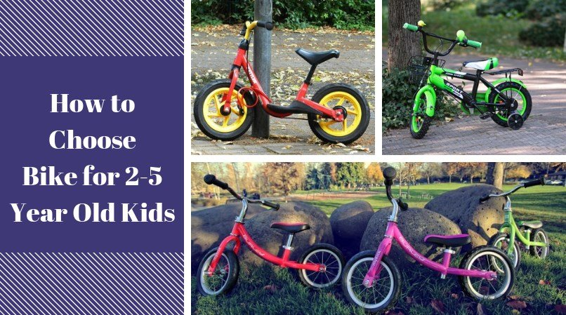 Best Bike for 2 to 5-Year-Olds