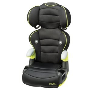 Evenflo Big Kid Booster Car Seat Review