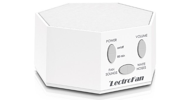 Lectrofan Classic White Noise Machine Review