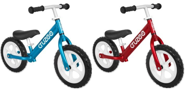 Cruzee Ultralite Balance Bike Review