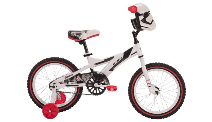 Huffy Star Wars Boys Bike with Training Wheels Review