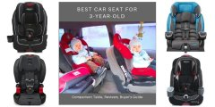 Best Car Seat for 3-Year-Old in 2019