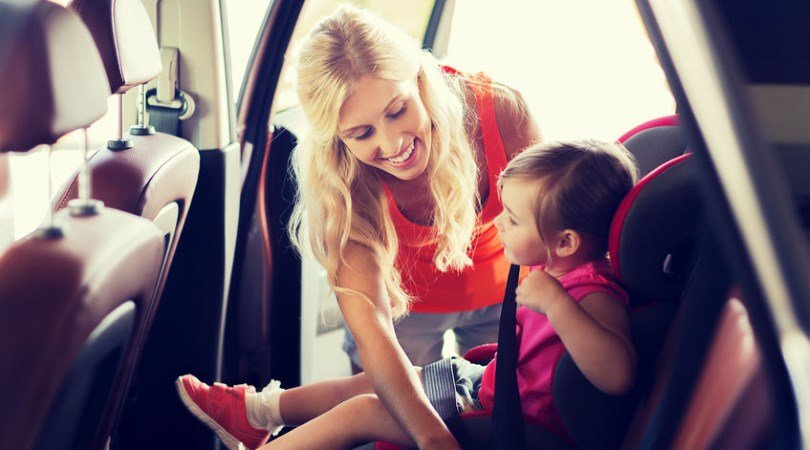 Best Car Seat for 6-Year Old