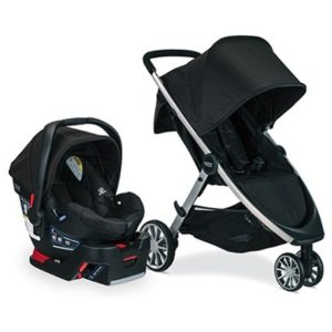Britax B-Lively & B-Safe 35 Travel System Review