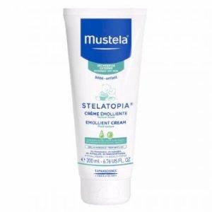Mustela Stelatopia Emollient Cream - Best Eczema Cream for Babies