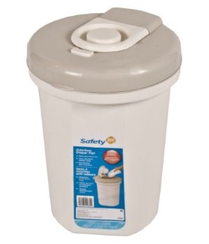 Safety 1st Easy Saver Diaper Pail Review