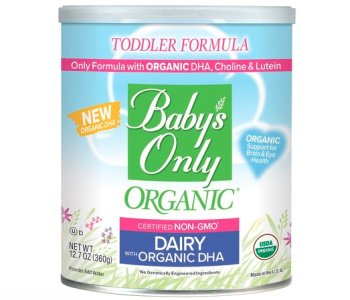 Baby's Only Dairy with DHA Toddler Formula Review