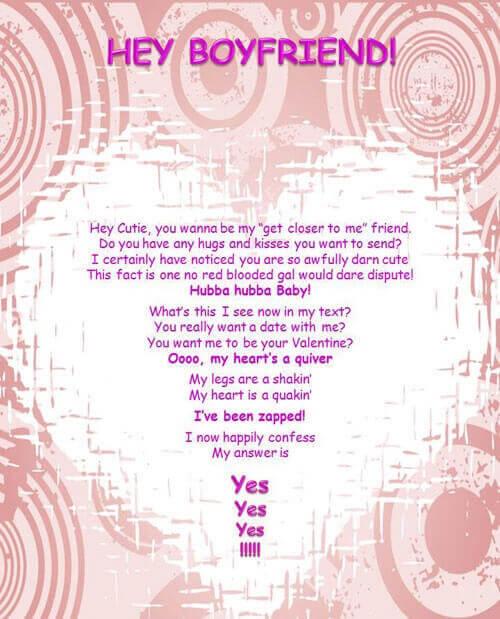 Funny Poems For Boyfriend : funny, poems, boyfriend, Poems, Boyfriend