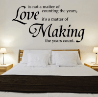 10 Most Romantic Wall Decal Love Quotes for Your Bedroom