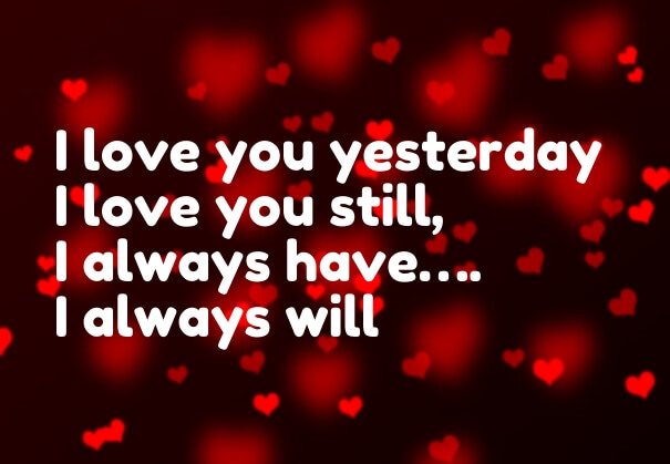 Single Line Love Quotes Her
