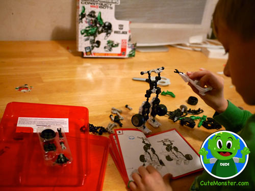 Construct Transformers Wheeljack Toys Bots