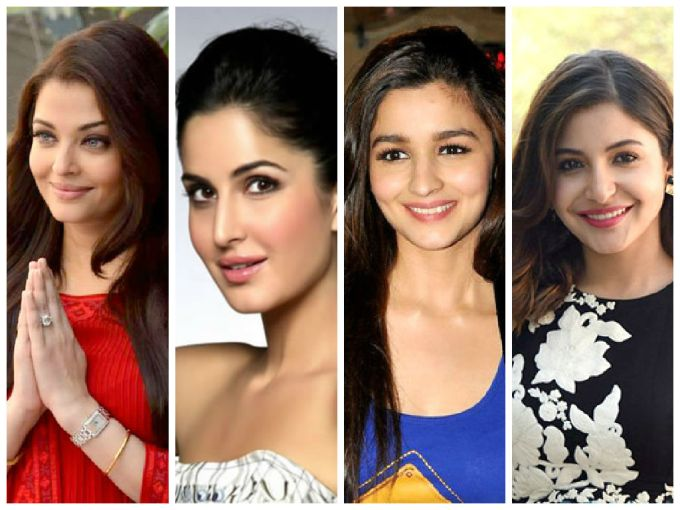 10 bollywood actresses who look best without makeup - cute n