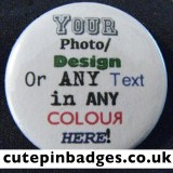 Create Your Own Badges