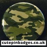 Artichoke Moss Camouflage Badge