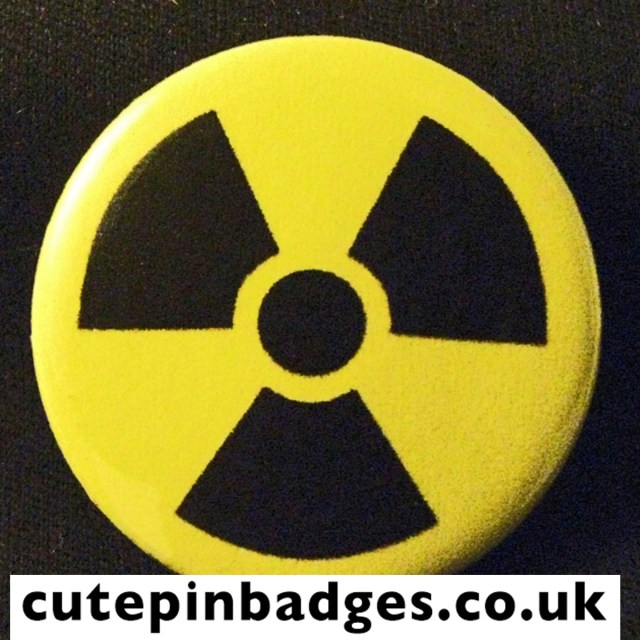 Toxic Badge