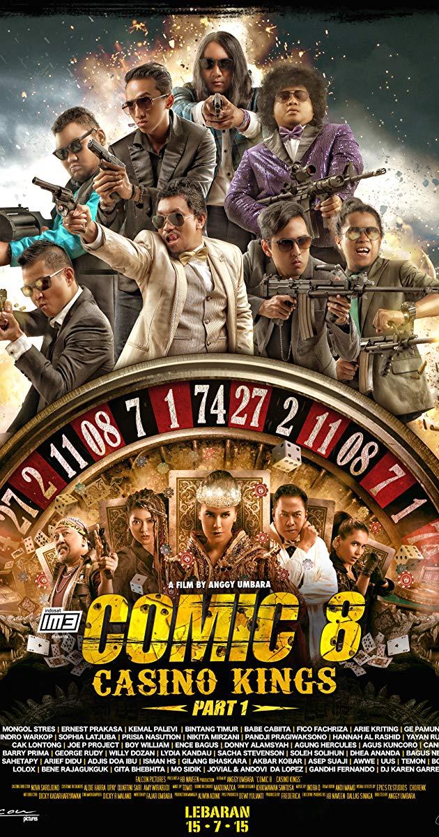 Nonton Film Comic 8: Casino Kings - Part 2 (2016) | Nontonfilm168...