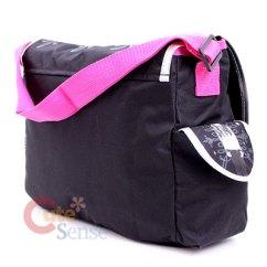 Monster High Bean Bag Chair Maestro Pedicure Spa Disney Hannah Montana School Messenger Silver Ebay - Bcbg Handbag