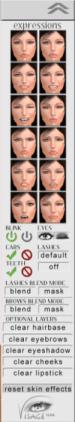 Slink Visage -Expressions