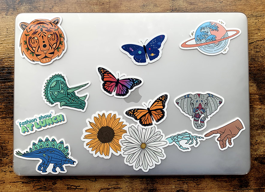 cutest stickers buy 2