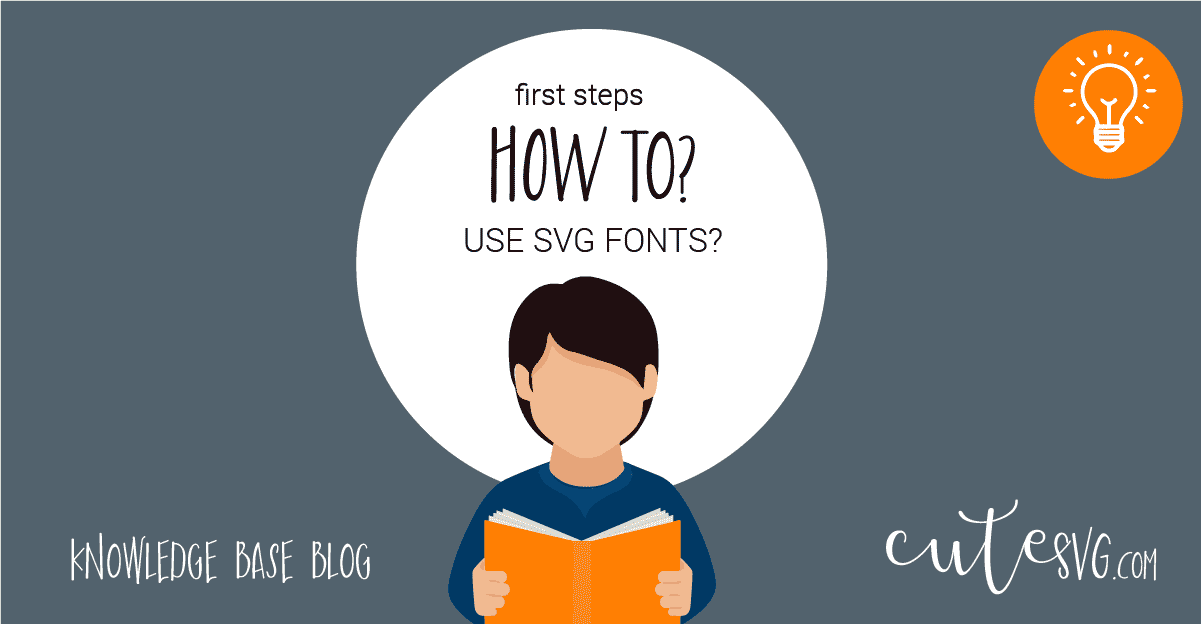 How to use SVG fonts in Cricut