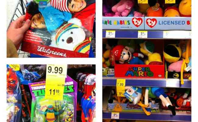 Stocking Stuffer Ideas From Walgreens Holiday Guide