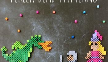 Small Perler Bead Patterns - Cutesy Crafts