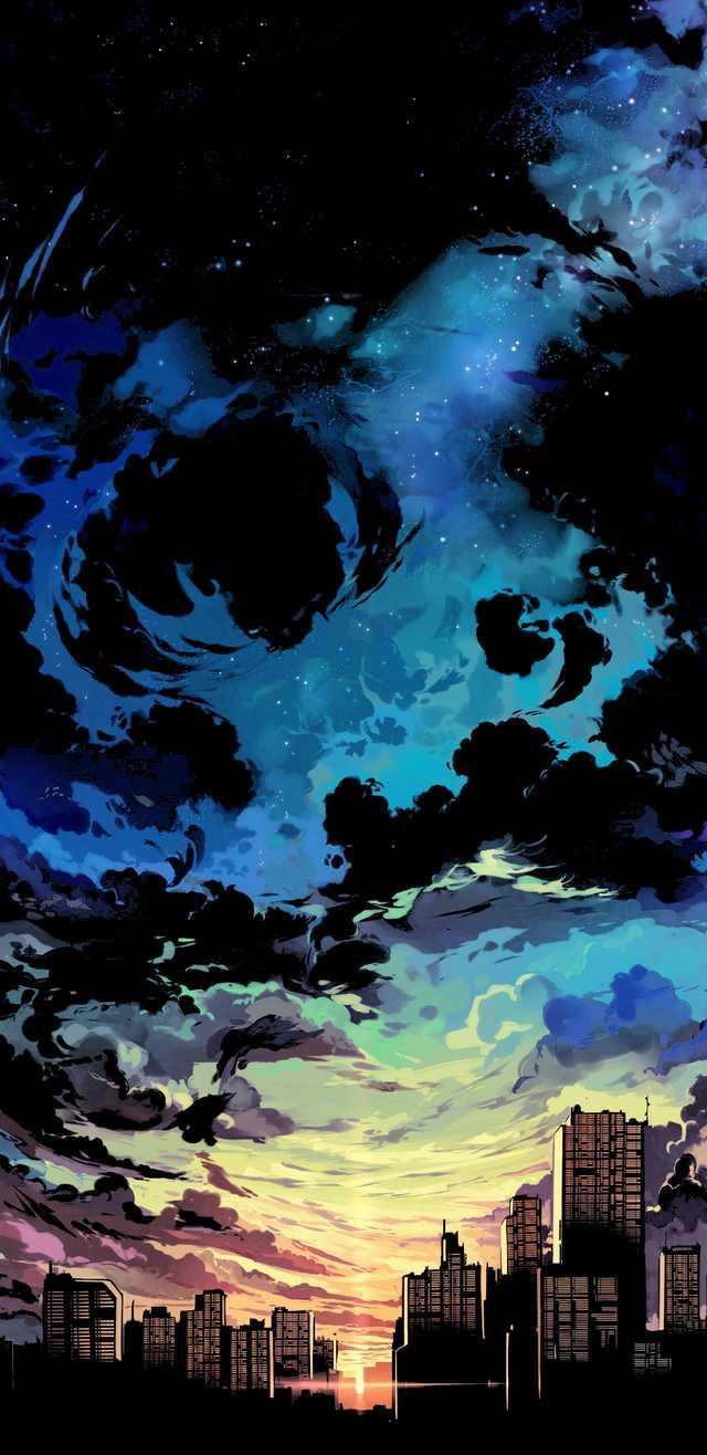 Anime Aesthetic Hd Wallpapers Posted By John Tremblay